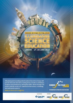 Science on Stage 2015, London